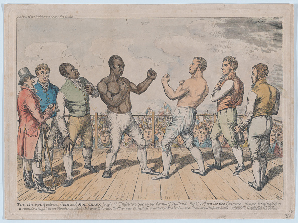 Black History in the UK「The Battle Between Cribb And Molineaux」:写真・画像(6)[壁紙.com]