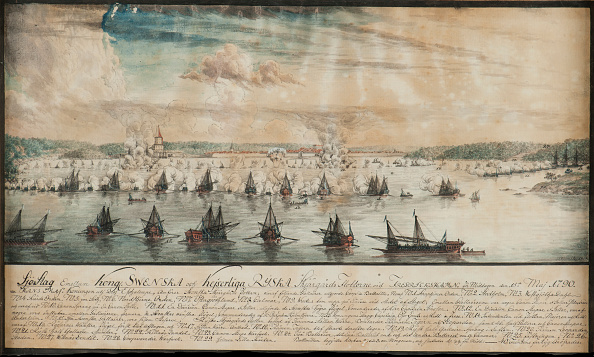 Russian Military「The Battle Of Fredrikshamn On May 1790」:写真・画像(19)[壁紙.com]