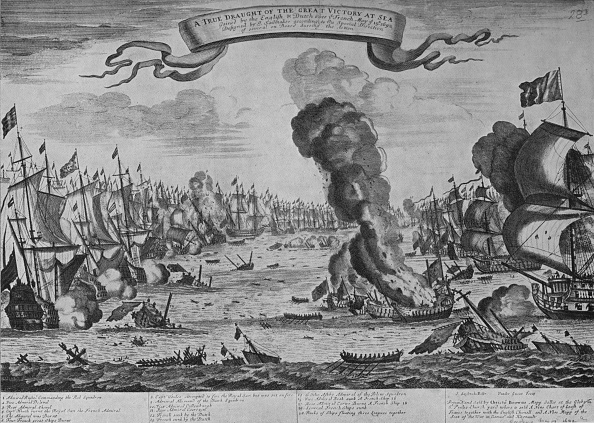 17th Century「The Battle of Barfleur」:写真・画像(11)[壁紙.com]