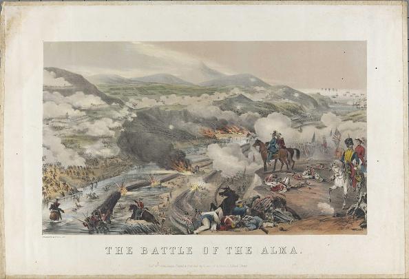 Power Supply「The Battle Of The Alma On September 20, 1854」:写真・画像(16)[壁紙.com]