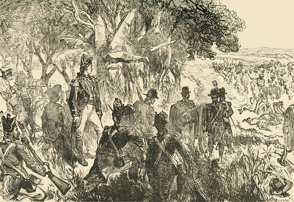 Battle「The Battle Of Plassey」:写真・画像(5)[壁紙.com]
