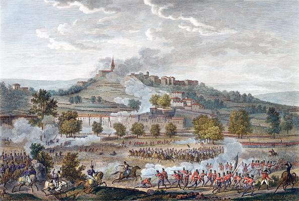 Etching「The Battle Of Montebello And Casteggio Italy 20 Prairial Year 8 (9 June 1800)」:写真・画像(10)[壁紙.com]