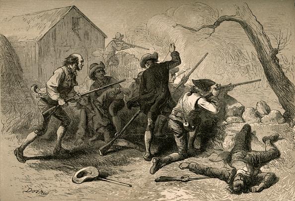 Battle「The Battle Of Lexington」:写真・画像(15)[壁紙.com]