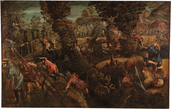 Bible「The Battle Between The Israelites And The Philistines」:写真・画像(19)[壁紙.com]