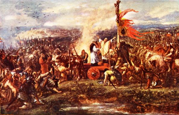 スコットランド文化「The Battle of the Standard」:写真・画像(13)[壁紙.com]