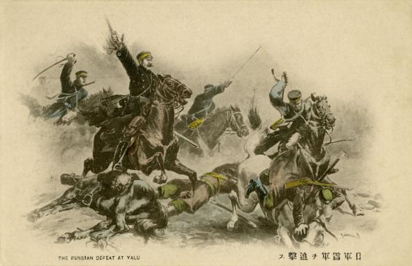 20th Century「The Battle of Yalu River, 1904」:写真・画像(11)[壁紙.com]