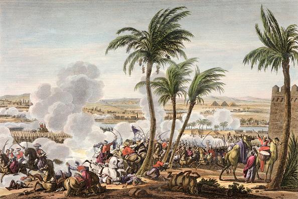 世界遺産「The Battle Of The Pyramids Egypt 3 Thermidor Year 6 (21 July 1798)」:写真・画像(18)[壁紙.com]