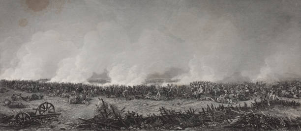 The Battle Of Moscow 7th September 1812 Ca 1836:ニュース(壁紙.com)