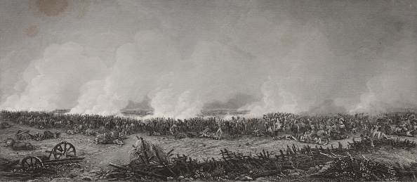 Etching「The Battle Of Moscow 7th September 1812 Ca 1836」:写真・画像(12)[壁紙.com]