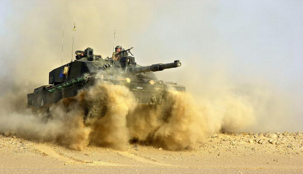 Armored Tank「British Army Military Exercises」:写真・画像(7)[壁紙.com]
