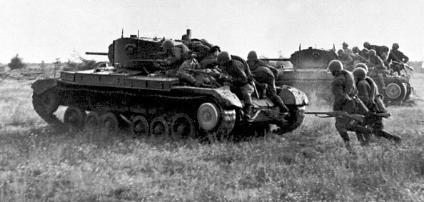 Battle「World War II - Battle of Kursk」:写真・画像(8)[壁紙.com]