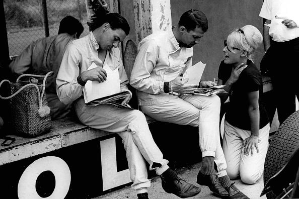 Auto Racing「Jim Clark, Jo Bonnier, Grand Prix Of Germany」:写真・画像(17)[壁紙.com]
