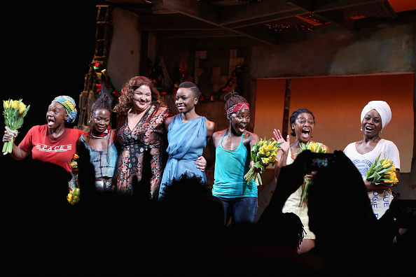 "Rob Kim「""Eclipsed"" Broadway Opening Night - Arrivals & Curtain Call」:写真・画像(16)[壁紙.com]"