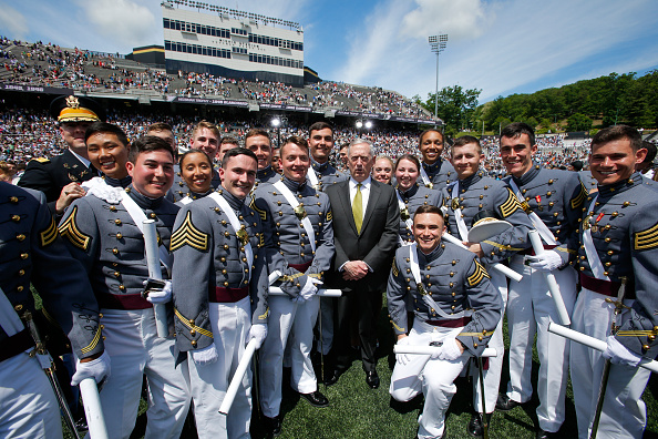 Cadet「Commencement Ceremony Held At U.S. Military Academy At West Point」:写真・画像(17)[壁紙.com]
