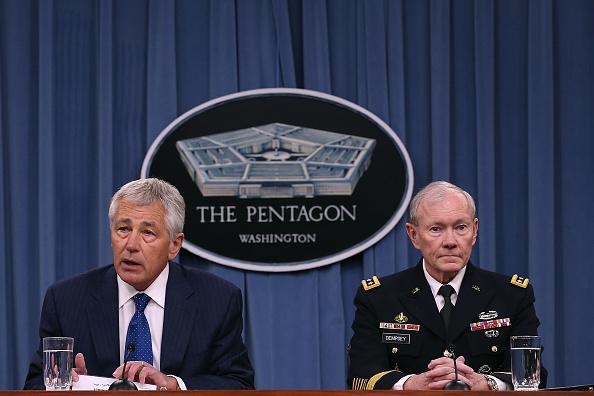 United States Department of Defense「Hagel And Dempsey Discuss FY2014 Defense Budget」:写真・画像(8)[壁紙.com]