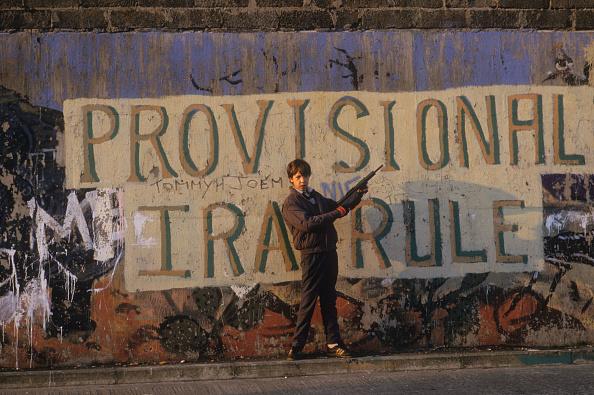 Graffiti「Provisional IRA Rule」:写真・画像(2)[壁紙.com]