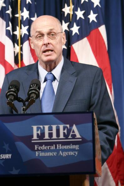 Treasury - Finance and Government「Treasury Secretary Paulson Comments On Stabilizing Fannie, Freddie」:写真・画像(12)[壁紙.com]