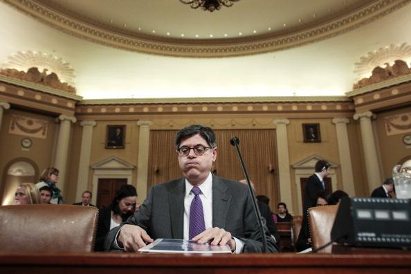 Treasury - Finance and Government「Treasury Secretary Jack Lew Testifies On Obama's FY2014 Budget」:写真・画像(7)[壁紙.com]