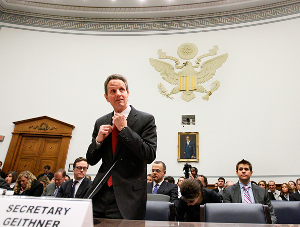 AIG「Geithner and PaulsonTestify At House Hearing On AIG」:写真・画像(13)[壁紙.com]