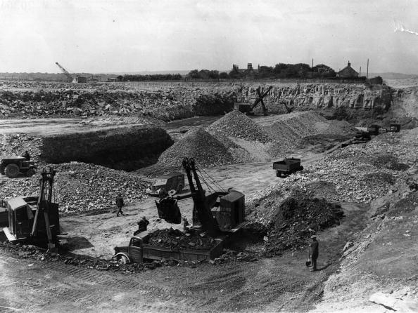 1940-1949「Open Cast Mine」:写真・画像(10)[壁紙.com]