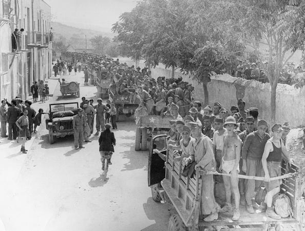 Sicily「Italian Prisoners」:写真・画像(4)[壁紙.com]