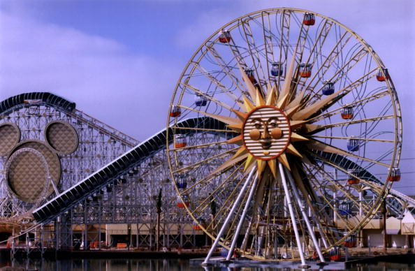 Mickey Mouse「Disney''s California Adventure Park To Offer Thrills」:写真・画像(12)[壁紙.com]