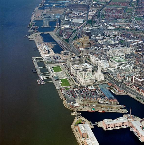Waterfront「Port Of Liverpool」:写真・画像(4)[壁紙.com]