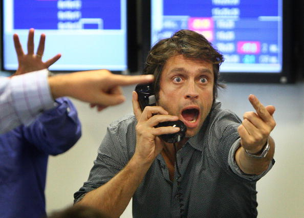Finance「ICAP Brokers Continue To Trade During Financial Turmoil」:写真・画像(14)[壁紙.com]