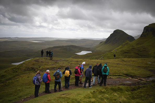 Scotland「The Isle Of Skye Overwhelmed By Tourism Surge」:写真・画像(16)[壁紙.com]