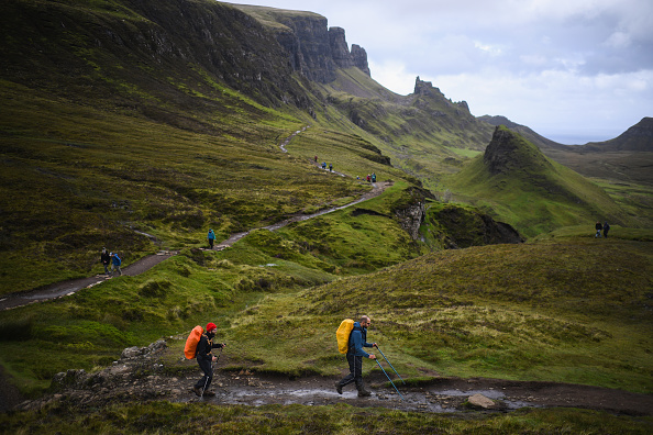Isle of Skye「The Isle Of Skye Overwhelmed By Tourism Surge」:写真・画像(2)[壁紙.com]