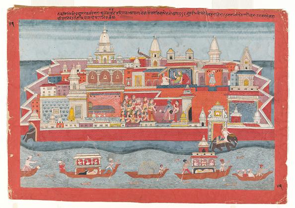 Metropolitan Museum Of Art - New York City「Folio From A Bhagavata Purana Series」:写真・画像(4)[壁紙.com]