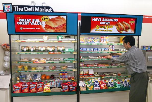 Convenience「7-Eleven Reports Sales Increase」:写真・画像(16)[壁紙.com]