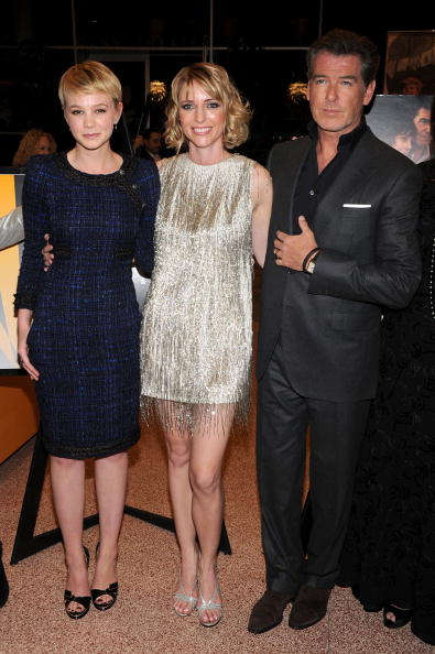 """Baby Doll Dress「Premiere Of The Creative Coalition's """"The Greatest"""" - Arrivals」:写真・画像(16)[壁紙.com]"""