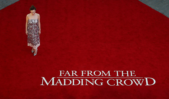 """Beige「""""Far From The Madding Crowd"""" - World Premiere - Red Carpet Arrivals」:写真・画像(8)[壁紙.com]"""