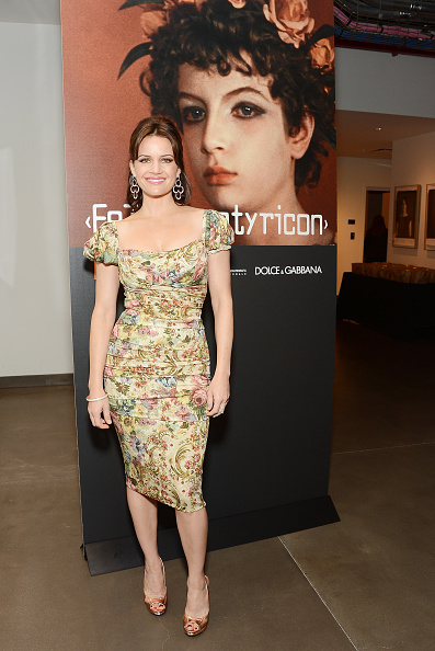"""Metallic Shoe「Private Screening Of The Restored """"Fellini Satyricon"""" Hosted By Dolce & Gabbana At The 50th New York Film Festival」:写真・画像(9)[壁紙.com]"""
