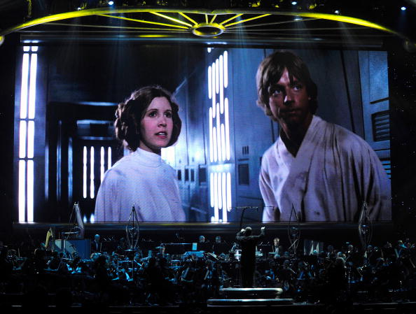 映画のスクリーニング「'Star Wars: In Concert' At The Orleans Arena In Las Vegas」:写真・画像(1)[壁紙.com]