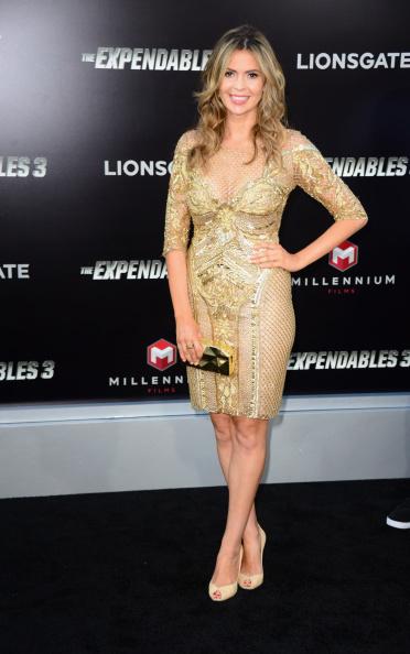 """Peep Toe「Premiere Of Lionsgate Films' """"The Expendables 3"""" - Arrivals」:写真・画像(9)[壁紙.com]"""