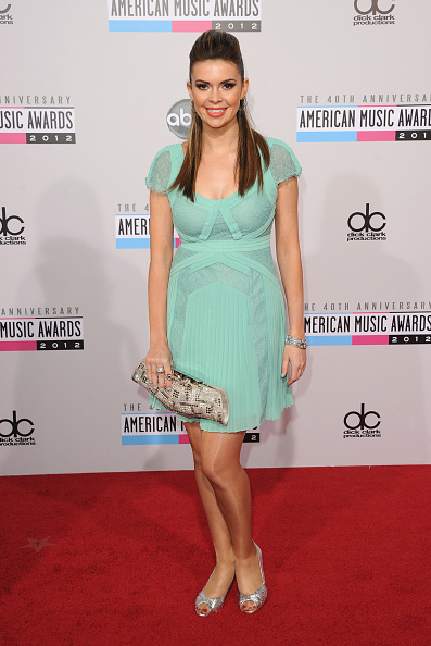 Silver Shoe「The 40th American Music Awards - Arrivals」:写真・画像(5)[壁紙.com]