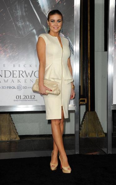 "Carmen Electra「Premiere Of Screen Gems' ""Underworld: Awakening"" - Red Carpet」:写真・画像(5)[壁紙.com]"