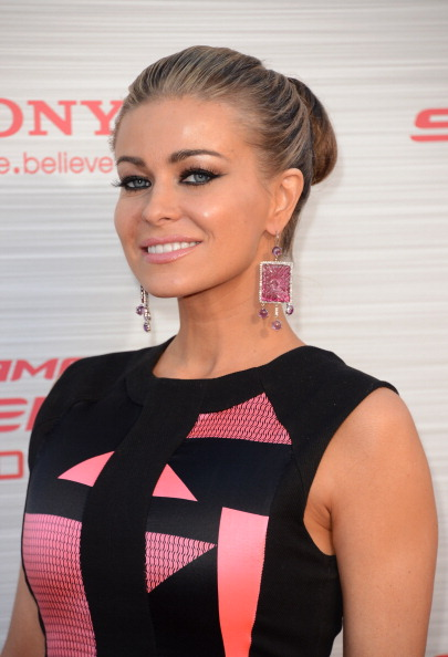 """Carmen Electra「Premiere Of Columbia Pictures' """"The Amazing Spider-Man"""" - Arrivals」:写真・画像(14)[壁紙.com]"""