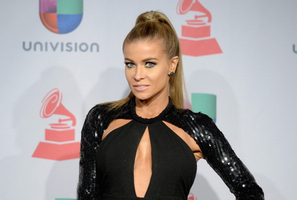 Carmen Electra「The 14th Annual Latin GRAMMY Awards - Press Room」:写真・画像(5)[壁紙.com]