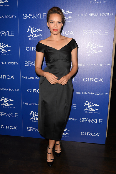 """Shoulder「The Cinema Society With Circa And Alice & Olivia Host A Screening Of """"Sparkle"""" - Inside Arrivals」:写真・画像(6)[壁紙.com]"""