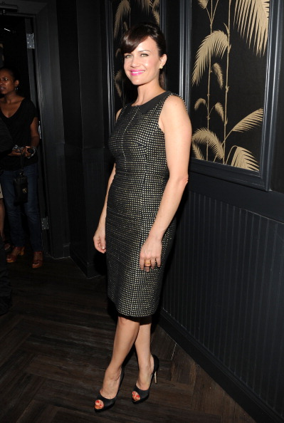 """Peter Pan collar「The Cinema Society With Bally & DeLeon Host A Screening Of LD Entertainment's """"Killer Joe"""" - After Party」:写真・画像(10)[壁紙.com]"""