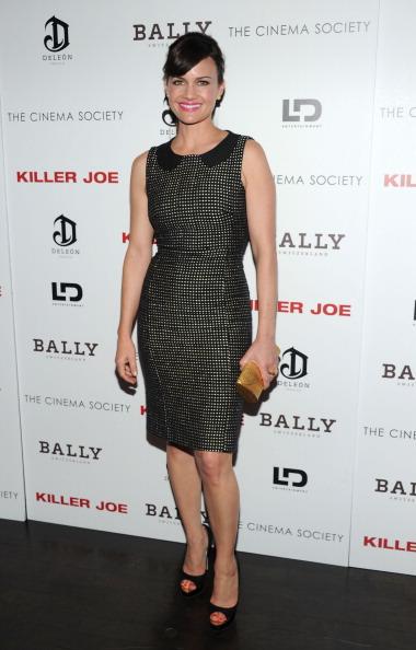 "Gold Purse「The Cinema Society With Bally & DeLeon Host A Screening Of LD Entertainment's ""Killer Joe"" - Inside Arrivals」:写真・画像(4)[壁紙.com]"