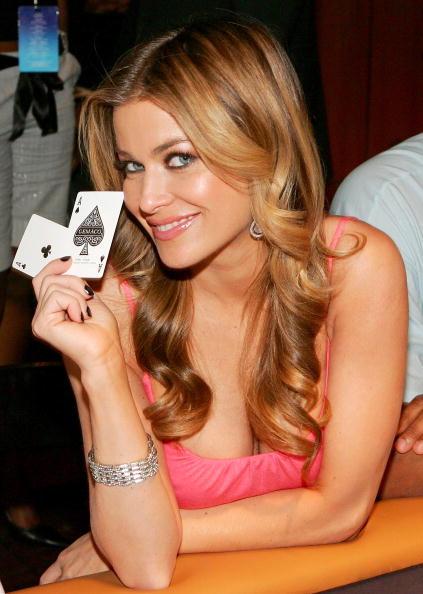 Showing Off「Carmen Electra's Celebrity Poker Tournament - Inside」:写真・画像(8)[壁紙.com]