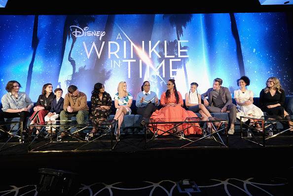 A Wrinkle in Time「'A Wrinkle In Time' Press Conference」:写真・画像(11)[壁紙.com]