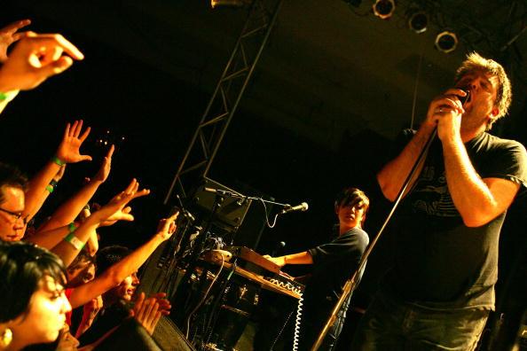 Digital Display「LCD Soundsystem In Concert」:写真・画像(5)[壁紙.com]