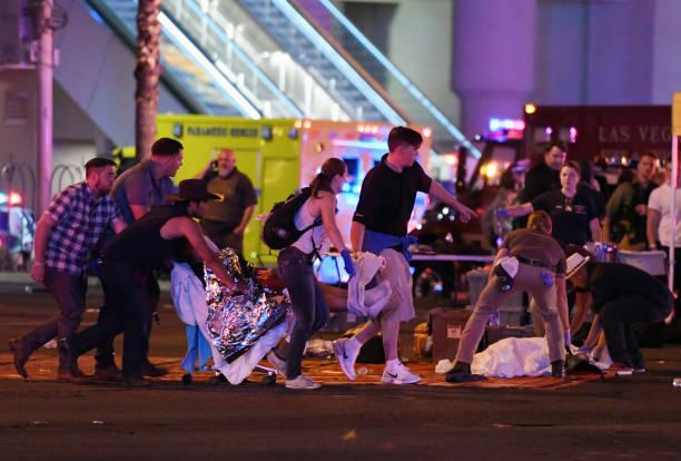Reported Shooting At Mandalay Bay In Las Vegas:ニュース(壁紙.com)