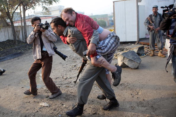 Kabul「UN Staff Killed in Kabul Attacks」:写真・画像(0)[壁紙.com]