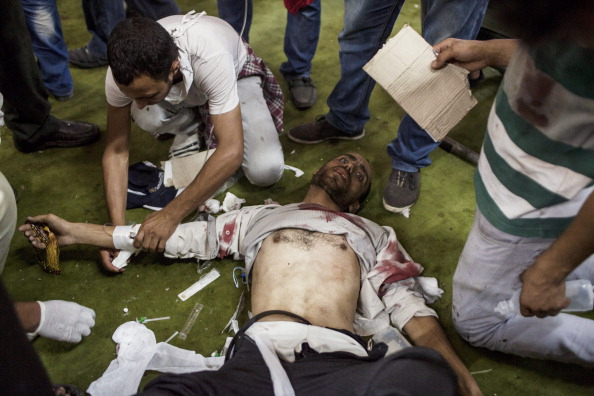Mass Murder「Violence Erupts As Pro Morsi Supporters March On Cairo」:写真・画像(5)[壁紙.com]